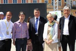 Satele din Neamț au fost promovate la Tîrgul de Turism Rural al României