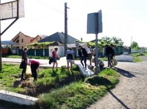 Voluntariatul prinde rădăcini