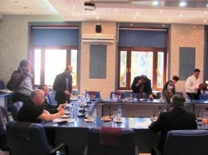 Ședință de Consiliu Local transformată în bîlci electoral