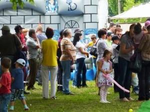 Sărbătoarea dulce a copilăriei, la Agrana