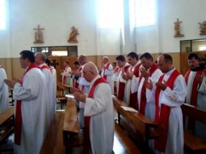 Franciscanii din întreaga Moldovă se întîlnesc la Roman