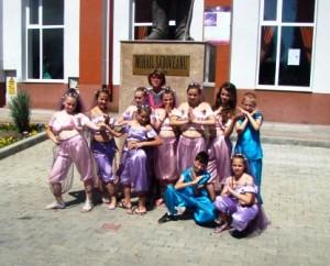 Luna premiilor la Clubul Copiilor din Roman