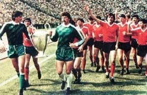 Echipa Steaua '86 vine la Roman