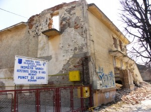 "Cinematograful ""Vasile Alecsandri"" va fi demolat"