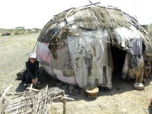 [GALERIE FOTO] Profesor în deșertul african