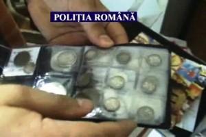 Comoara confiscată, estimată la un milion de euro