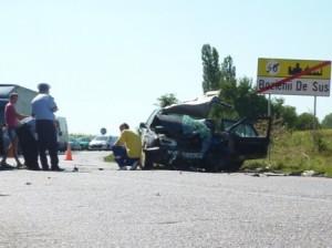 Oboseala, cauza accidentului mortal de la Bozienii de Sus