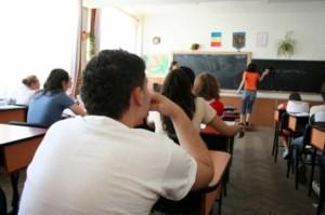 Elevii au ocolit centrele de pregătire pentru BAC