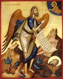 Ortodocșii prăznuiesc Tăierea Capului Sfîntului Ioan Botezătorul