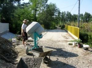 Investiții în infrastructura comunei Ion Creangă