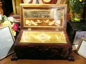 Moaștele Sfîntului Ambrozie, la Catedrala Arhiepiscopală