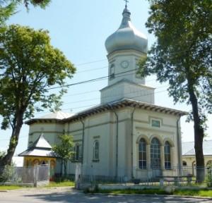 """Biserica """"Adormirea Maicii Domnului"""" din Moldoveni"""