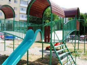 Parcul de la Biserica Armenească, vandalizat pentru a treia oară