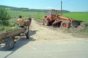 Topul comunelor cu asfalt
