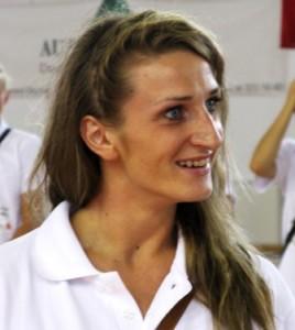 Martina Pavici (Muratpașa), golgheterul turneului
