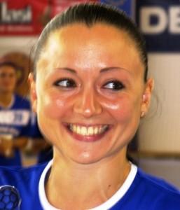 Gulnara Garipova (HCM Roman) a fost desemnată cea mai frumoasă jucătoare a competiției