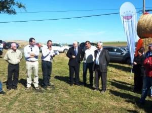 Agrana și Almos Agrorom, parteneriat de succes pentru agricultura românească