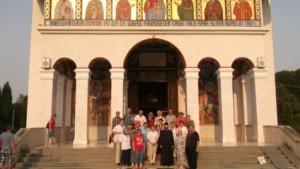 Medici și profesori cîntă la Episcopia Romanului