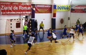 Romanul și Clujul dau ultima reprezentație a etapei a cincea