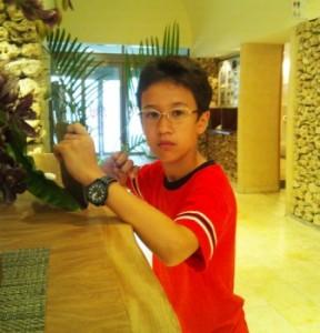 Japonezul care ține matematica la degetul mic