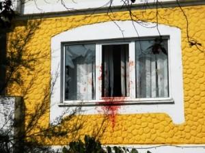 Panică și groază pe bulevardul Roman Mușat