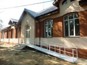 Lucrările de consolidare și reparații la Școala din Cotu Vameș au fost finalizate în această vară