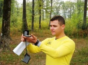 Militarii sportivi au pus stăpînire pe Dealul Mărului