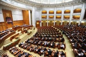 Candidați înscriși în cursa pentru Parlament