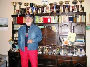 Petru Sandu, un director de cursă lungă