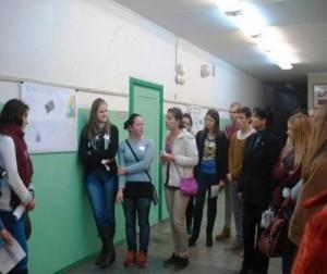 Elevii Școlii Moldoveni, în vizită în Letonia