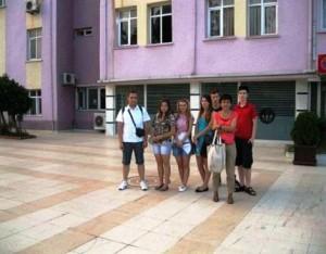 """Elevii și profesorii de la Colegiul Tehnic """"Petru Poni"""", în vizită în Turcia"""