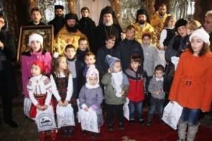 Sărbătoarea Nașterii Domnului, la Catedrala Arhiepiscopală