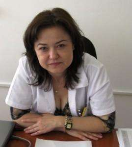 Medicul Daniela Glodeanu, director medical al Spitalului