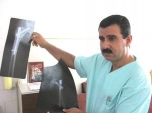 Medici șefi de secție noi la spital