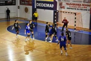 HCM Roman întâlnește Corona Brașov, în primul meci al anului