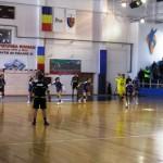 HCM Roman a pierdut meciul din deplasare cu CSM Ploiești