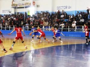 Meci foarte greu pentru HCM Roman, la Ploiești
