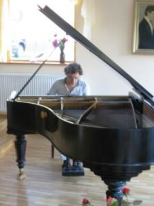 Un pianist romașcan a unit continentele