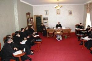 Hotărâri ale Consiliului Eparhial Roman