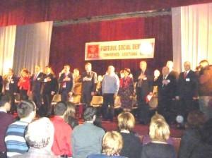 Arsene și Harbuz au fost aleși să conducă PSD Neamț