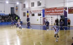 HCM Roman vrea revanșa în fața HCM Baia Mare