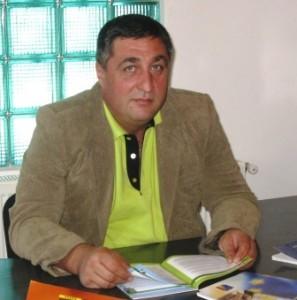 George Lazăr a fost numit prefectul judeţului Neamţ