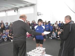 Pleșca și Mărieș, medaliați la naționalele atletice