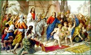Credincioșii romano-catolici celebrează Duminica Floriilor