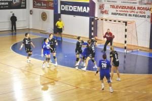 HCM Roman joacă acasă la vicecampioana României