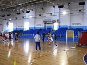 Handbalistele junioare III de la LPS au turneu la Botoșani