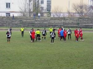 Fotbaliștii juniori A de la LPS Roman au șanse de a prinde turneul play-off