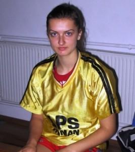 Loredana Vartic are meciuri de calificare cu naționala, în Cehia