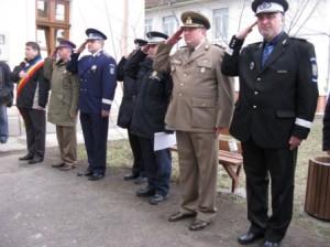 Placă pentru comemorarea eroilor din Divizia 7 Infanterie
