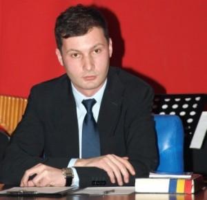 George Lazăr, învestit ca prefect al judeţului Neamţ